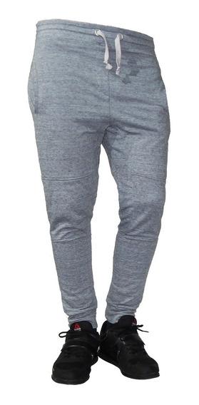 Pantalon De Jogging Babucha Elastizado 100% Algodon Jeans710