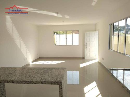 Casa Com 3 Dormitórios À Venda, 85 M² Por R$ 545.000,00 - Jardim Do Lago - Atibaia/sp - Ca4609