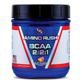 Amino Rush 227g Fruit Punch