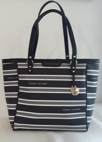 Cartera Tommy Hilfiger Shopper, Original. A Estrenar