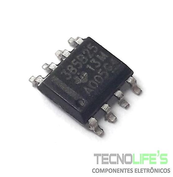 Regulador De Tensão 385b25 Smd Soic-8 2,5v 0,02a Fixo