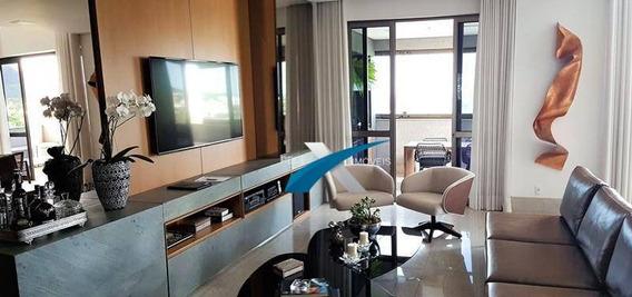 Apartamento À Venda 4 Quartos Santa Lúcia. - Ap0048