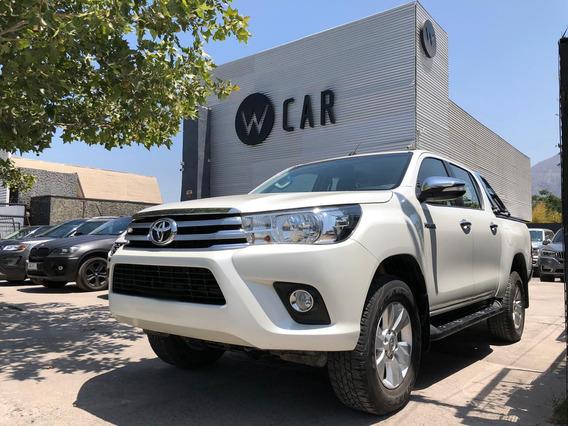 Toyota Hilux New Hilux Dcab 4x4 Aut 2017