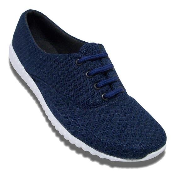 Zapato Tenis Suela Antiderrapante Transpirable Comodo
