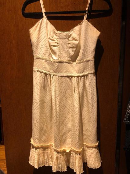 Vestido Marc Jacobs Color Perla Talla 0