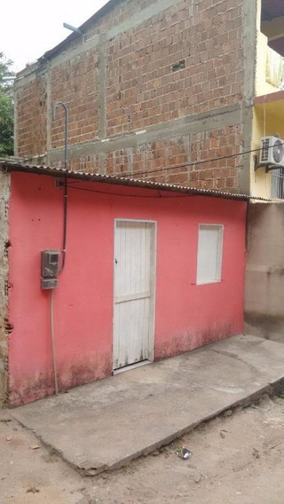 Casa Em Gaibú, Cabo De Santo Agostinho/pe De 50m² 2 Quartos À Venda Por R$ 50.000,00 - Ca149191