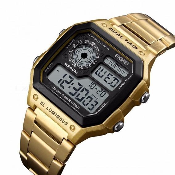 Relógio Masculino Skmei 1335 Original A Prova D