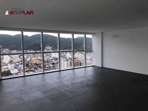 Imagem 1 de 30 de Sala À Venda, 61 M² Por R$ 730.000,00 - Centro - Balneário Camboriú/sc - Sa0079