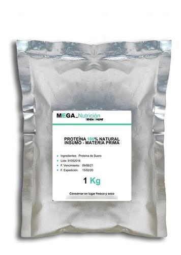 Proteína Natural 100% 1 Kilo 2.2 Lib - kg a $43900
