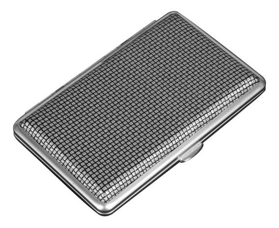 Cigarrera Metálica Revestida 75 X 105 Mm Microcentro