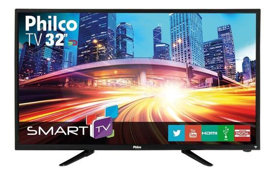Tv Led 32 Polegadas Hd Smart Tv Philco Bivolt Ph32b51dsgwa