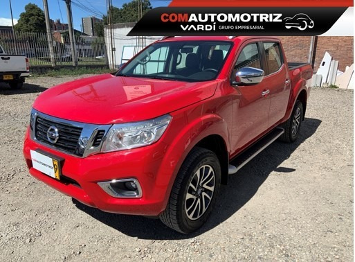 Nissan Np300 Frontier Le Id 39042 Modelo 2020