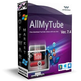 Allmytube 7, Descarga Y Convierte Videos Hd 2019