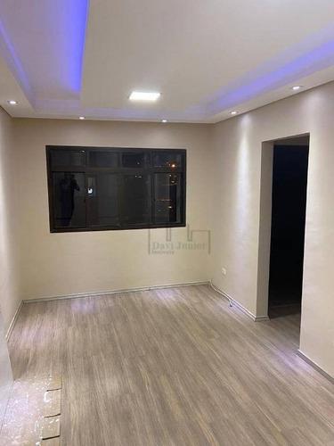 Apartamento À Venda, 55 M² Por R$ 215.000,00 - Vila Jardini - Sorocaba/sp - Ap1802