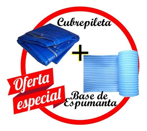 Cubre Piletas Y Base Pelopincho  1076