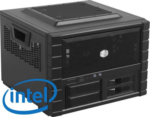 Kit Haf Intel 8400 B360m Water Sf120mm Fonte Tt500
