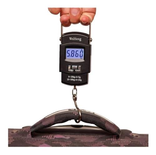 Pesa Gramera Digital Bolsillo Hasta 50kg Electronica Onzas