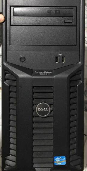 Servidor Dell Poweredge T110 Ii Super Novo! Com Win. Server!