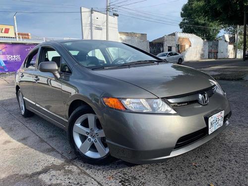 Imagen 1 de 15 de Honda Civic 2008 D Ex Sedan At
