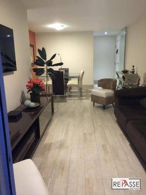 Apartamento Residencial Para Venda E Locação, Barra Da Tijuca, Rio De Janeiro. - Ap0966