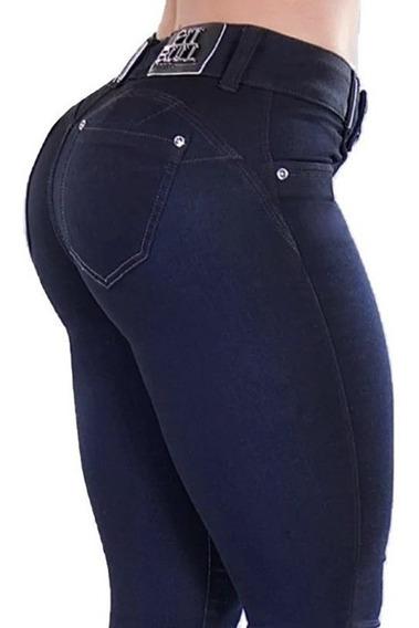 Calça Com Bojo Pit Bull Pitbull Jeans Original Empina Bumbum