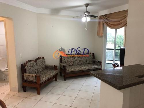Imagem 1 de 15 de Brisa Mar - Apartamento A Venda No Bairro Enseada - Guarujá, Sp - Ph94015