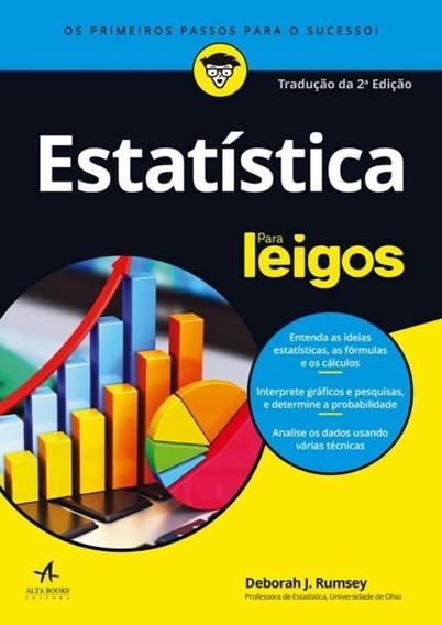Estatistica Para Leigos - 2ª Ed