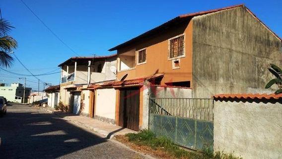 Casa Com 5 Quartos À Venda, 160 M² Por R$ 350.000 - Centro (manilha) - Itaboraí/rj - Ca0067