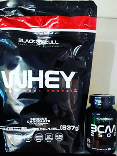 Whey Protein 100% Consentrada Com Isolada