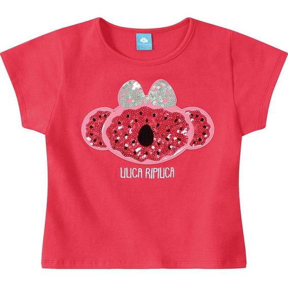 Blusa Lilica Ripilica Infantil - 10110260i