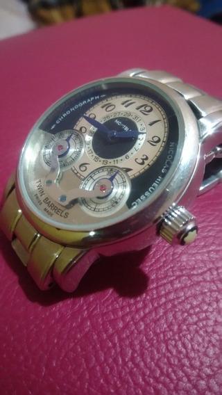 Relógio Montblanc Nicolas Rieussec (réplica Suíça)