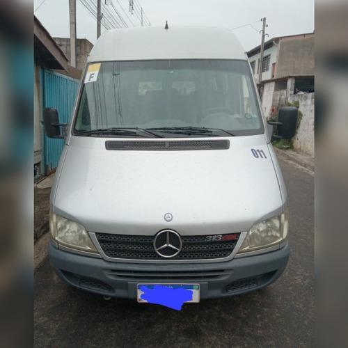 Mercedes-benz Sprinter Van 2.2 Cdi 313 Executiva 5p 2011