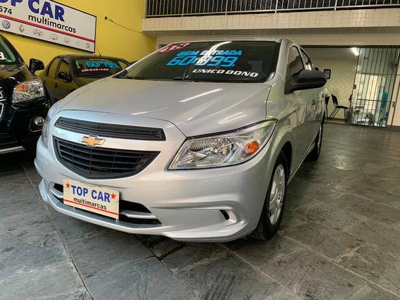 Chevrolet Onix 1.0 Joy 2017/2018 Completo - Sem Entrada