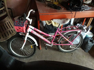 Bicicleta Tomaselli Lady