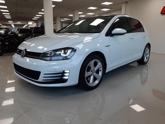 Volkswagen Golf Gti 2016 Unico Dueño!! ((gl Motors))