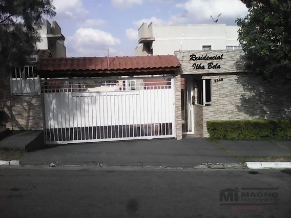 Casa Com 2 Dormitórios Para Comprar Em Itaquera - 6017 - 33958773