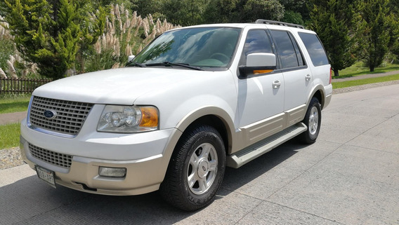 Ford Expedition 2006 Eddie Bauer Piel Dvd Impecable Reestren