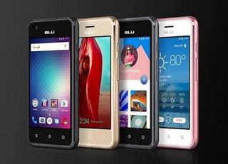 Smartphone Blu Dash L3 3g Dual Sim 4gb