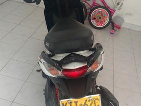 Motocicleta Agility 125 Rs Naked Modelo 2102 Pl Kii62c