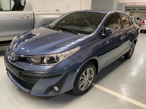 Toyota Yaris Xls Pack 1.5 Cvt Automatico Sedan 4p