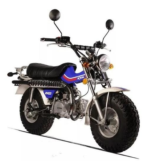 Mondial Rv 125 Okm Tamburrino Motos