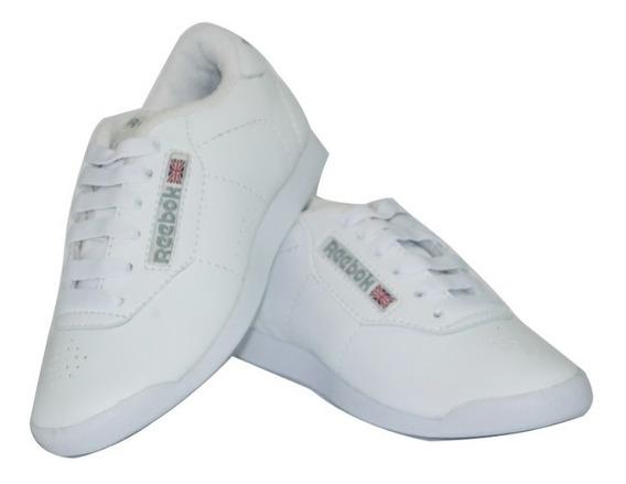 Zapatos Deportivos Reebok Blanco (detalles)