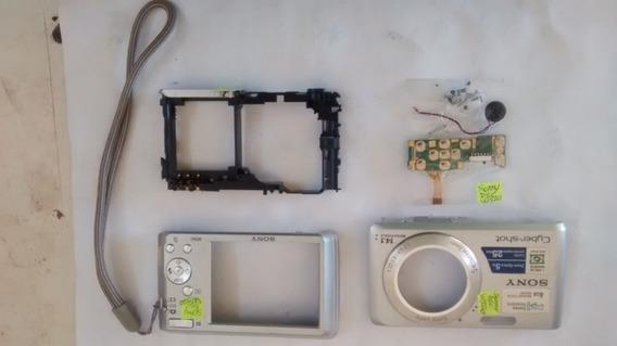 Camera Sony Cyber Shot Dsc-w520 Desm.ap.pçs. Envio Td.brasil