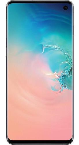 Imagem 1 de 4 de Usado: Samsung Galaxy S10 128gb Branco Muito Bom - Trocafone