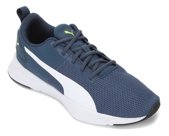 Tênis Puma Flyer Runner Azul Denim