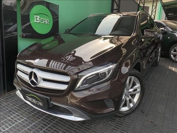 Mercedes-benz Gla 200 1.6 Turbo Flex Advance Automática