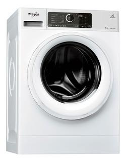 Lavarropas Inverter Whirlpool Carga Frontal 7 Kg 1400 Rpm Wl