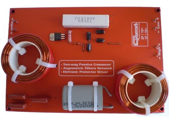 Divisor Frequencia - Cód.010e - 6/18 Db - Side Fill