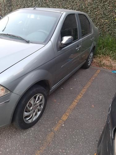 Imagem 1 de 5 de Fiat Siena 2008 1.0 Elx Flex 4p