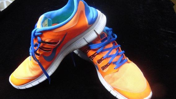 Tenis Nike Free 5.0 32cm